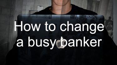 ー銀行員転職ブログー 忙しい銀行員の大変な転職体験談