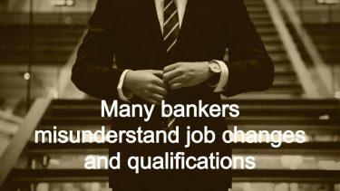 転職したい銀行員に必要な資格は?自己PRを誤解してる人が多い